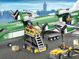 7734 L'avion cargo