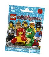 8805 Minifigures Series 5