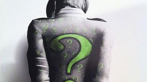 Batman Arkham City - The Riddler Trailer
