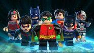 Intro Ligue des justiciers Bat family-S'évader de Gotham City
