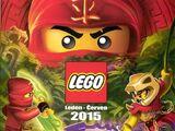 Katalog výrobků LEGO pro rok 2015 (první pololetí)