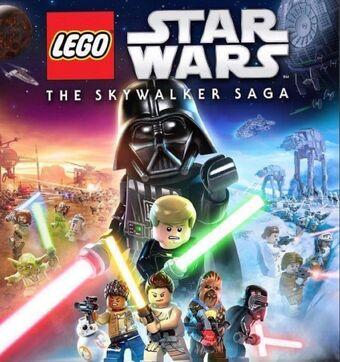 Lego Star Wars The Skywalker Saga Brickipedia Fandom
