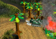 LEGO Indiana Jones 2 L'aventure continue Wii 3