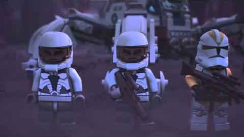 LEGO Star Wars Umbaran MHC (75013)