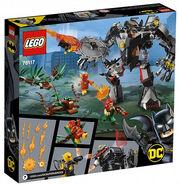 Lego DC 76177 Batman Mech vs Poison Ivy Mech 002