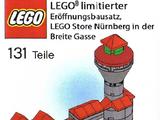 Nuremberg Store Opening Set