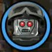 TLM Jeton 088-Robot antigang (Laser)