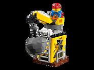 10734 Le chantier de démolition 10