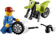 4433 Le transporteur de motos tout-terrain 6