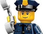 Polizist (Collectable Minifigures)