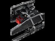 75179 Kylo Ren's TIE Fighter 5