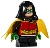 76056 Damian Wayne Robin