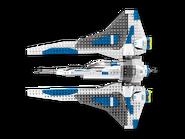 9525 Pre Vizsla's Mandalorian Fighter 3