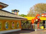 LEGO Imagination Center Downtown Disney® Marketplace Orlando, FL, USA