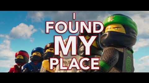 Lego Ninjago - Found My Place - Oh, Hush! feat