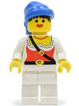 Pirate girl Anne