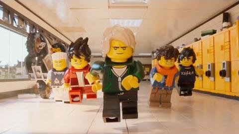 The LEGO NINJAGO Movie - Trailer 2 HD
