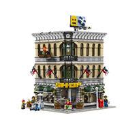 Lego store minifigure maker