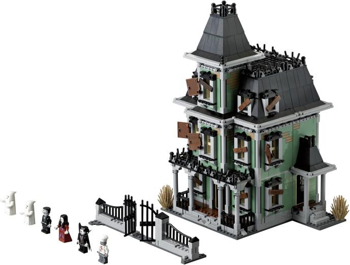 Geisterhaus 10228 | Lego Wiki | FANDOM powered by Wikia