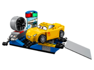 10731 Le simulateur de course de Cruz Ramirez 3