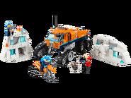 60194 Le véhicule à chenilles d'exploration