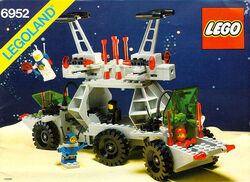 6952 Solar Power Transporter