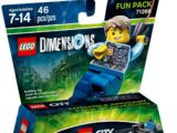 71266 LEGO City: Undercover Chase McCain Fun Pack