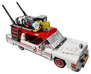 75828 Ghostbusters Ecto-1 & 2 3