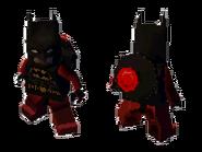 Batman bomb suit