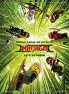 LEGO Ninjago, Le Film Affiche