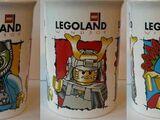 LEGOLAND Windsor 3 Minifigures Pattern Mug
