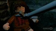 Stabing frodo