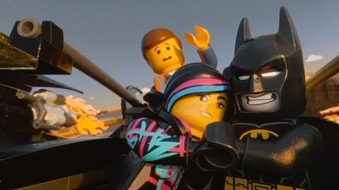 The LEGO Movie - Now Playing Spot 5 HD