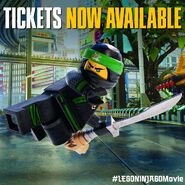 Vignette Ninjago Movie 22