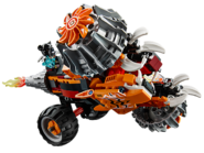 70222 Le bulldozer Panthère 3