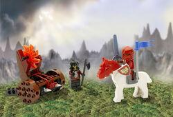 8873 Fireball Catapult