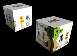 LEGO Star Wars Cube Dudes Box