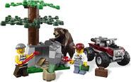 4440 Le poste de police en forêt 5