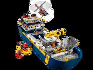 60266 Le bateau d'exploration océanique 3