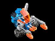 70310 Le chariot de combat de Knighton 4