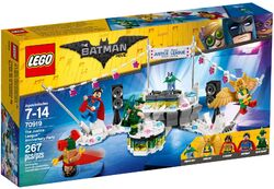 70919 The Justice League Anniversary Party Box