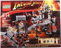 Indy lego 7199