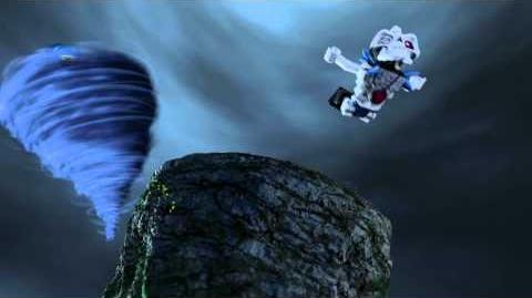 "LEGO Ninjago - ""Blue Ninja"" Character Spot"