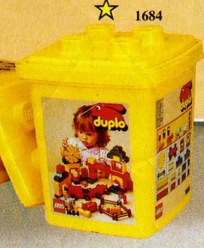 1684 Duplo Bucket Brickipedia Fandom Powered By Wikia