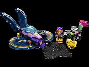 41230 La poursuite en Batjet de Batgirl