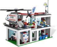 4429 L'hélicoptère de secours 4
