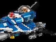 75087 Anakin's Custom Jedi Starfighter 4