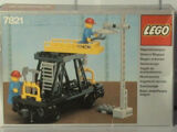7821 Track & Lighting Maintenance Wagon
