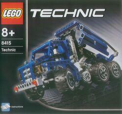 8415 Dump Truck