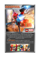 Carte Deadpool